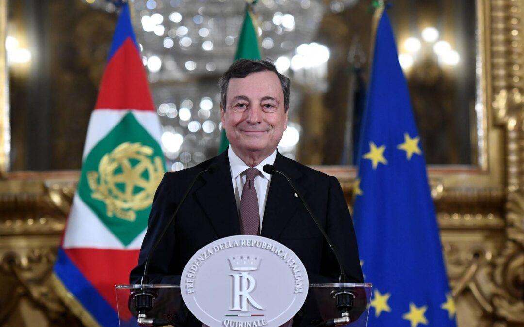 Con il governo Draghi due nuovi Ministeri per la transizione ecologica e digitale