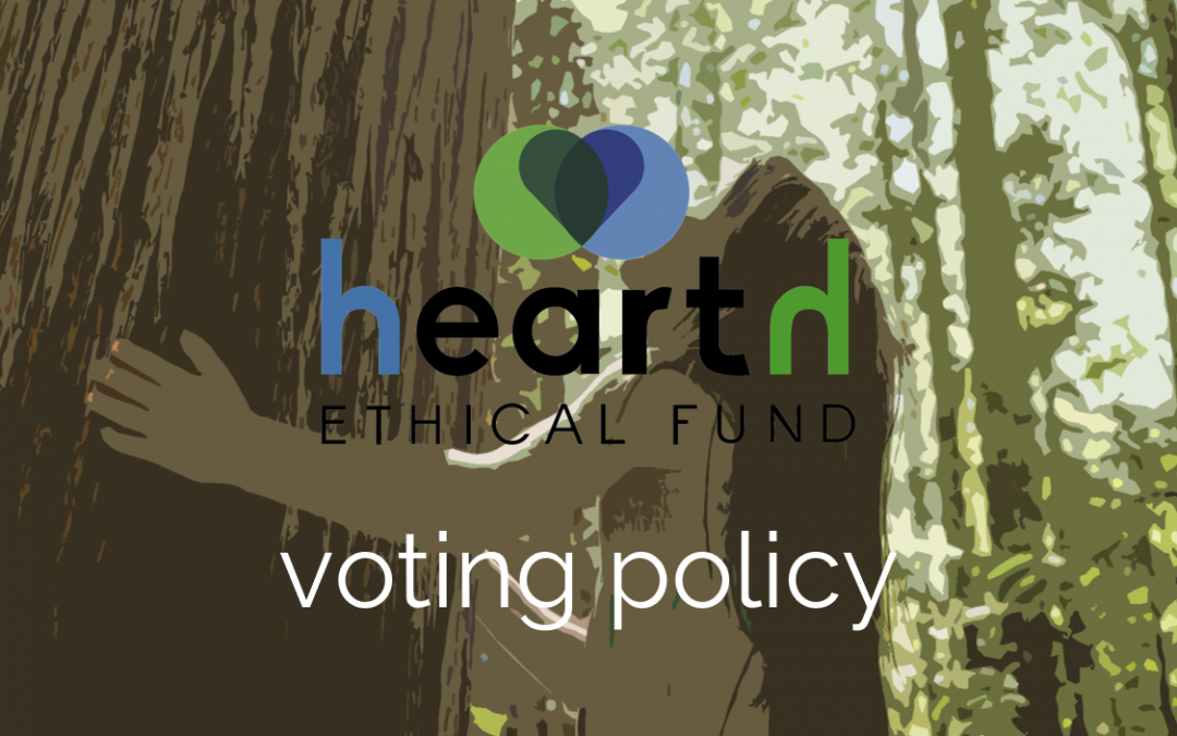Voting Policy