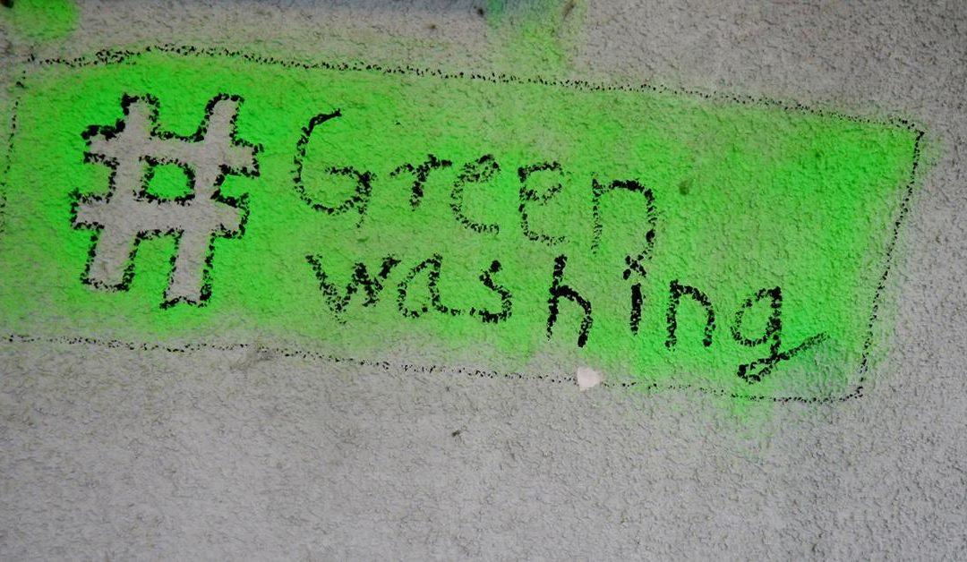 Il rischio di greenwashing quando si investe in fondi ESG